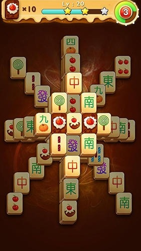Classic Mahjong Fruit Android Game Image 2