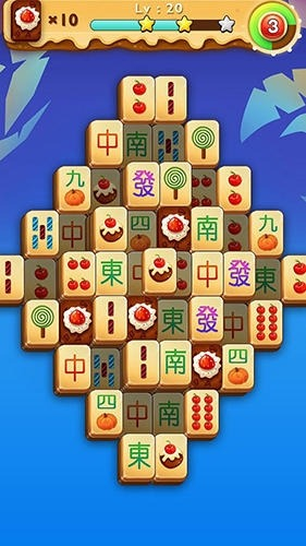 Classic Mahjong Fruit Android Game Image 3