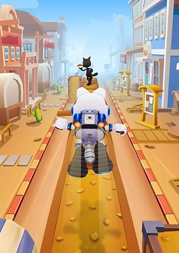 Garfield Rush Android Game Image 3