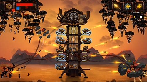 Steampunk Tower 2 Android Game Image 3