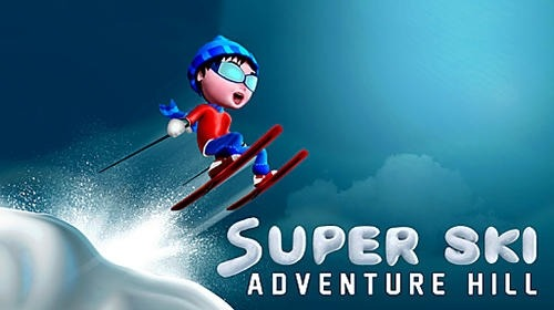 Super Ski: Adventure Hill Android Game Image 1