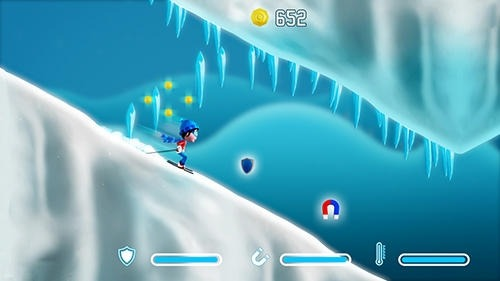 Super Ski: Adventure Hill Android Game Image 4