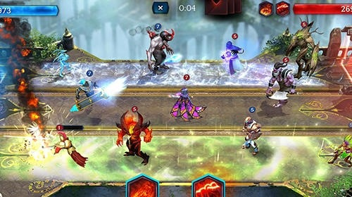 Heroic: Magic Duel Android Game Image 2