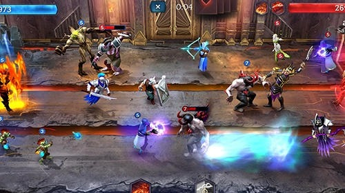 Heroic: Magic Duel Android Game Image 3