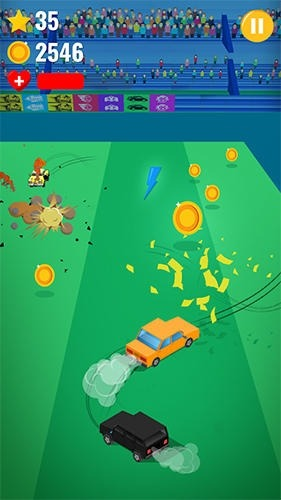 Drift Car Mayhem Arena Android Game Image 2