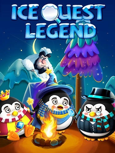Ice Quest Legend Android Game Image 1