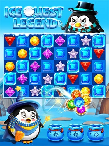 Ice Quest Legend Android Game Image 2