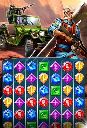 Puzzle Combat Android Game Image 3