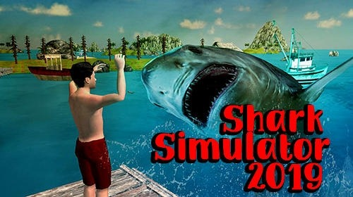 Shark Simulator 2019 Android Game Image 1