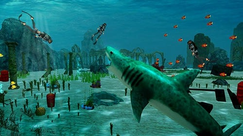 Shark Simulator 2019 Android Game Image 3