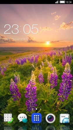 Field CLauncher Android Theme Image 1