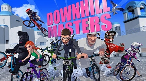 Downhill Masters Android Game Image 1