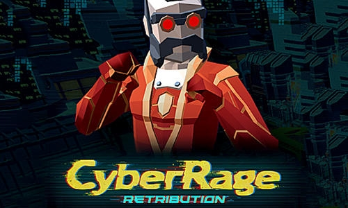 Cyber rage: Retribution Android Game Image 1
