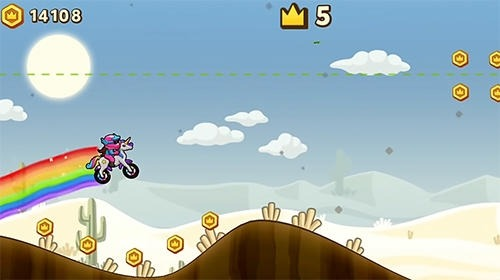FC Motor: Excited Racing Android Game Image 2