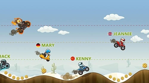 FC Motor: Excited Racing Android Game Image 3