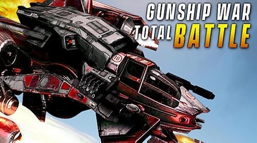 Gunship War: Total Battle Android Game Image 1