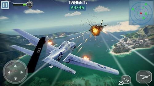 Gunship War: Total Battle Android Game Image 3