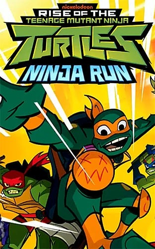 Rise Of The TMNT: Ninja Run Android Game Image 1