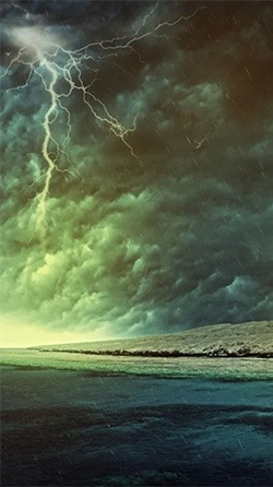 Thunderstorm Android Wallpaper Image 2