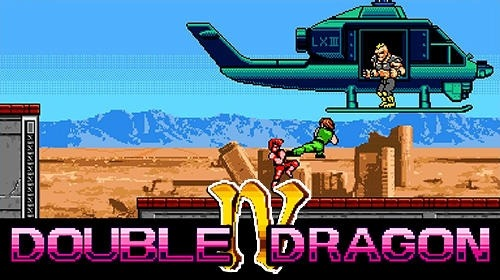 Double Dragon 4 Android Game Image 1