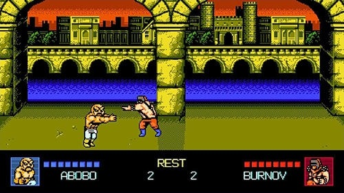 Double Dragon 4 Android Game Image 4