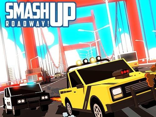 Smashy Road Rage: Smash Up Roadway! Android Game Image 1
