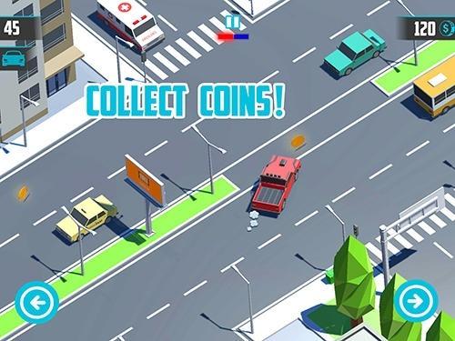 Smashy Road Rage: Smash Up Roadway! Android Game Image 3