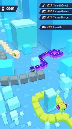 City Snake Android Game Image 2