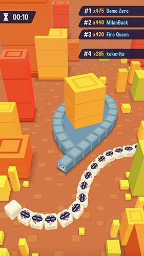 City Snake Android Game Image 3