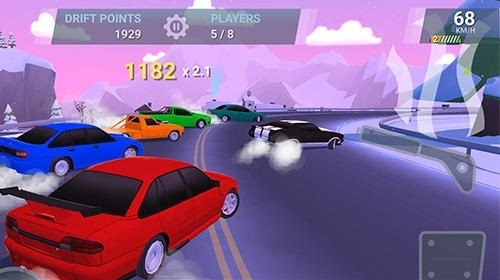 Drift Straya Online Android Game Image 3