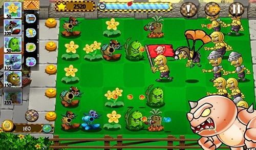 Plants Vs Goblins 2 Android Game Image 2