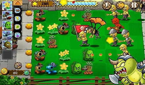 Plants Vs Goblins 2 Android Game Image 3
