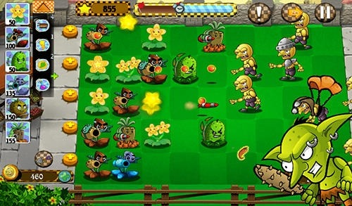 Plants Vs Goblins 2 Android Game Image 4