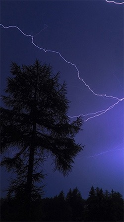 Live Storm Android Wallpaper Image 2