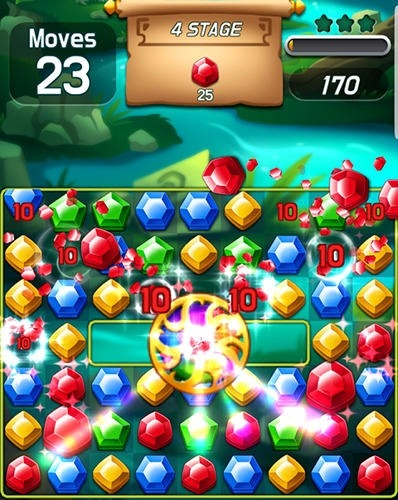 Jewels Palace Android Game Image 2