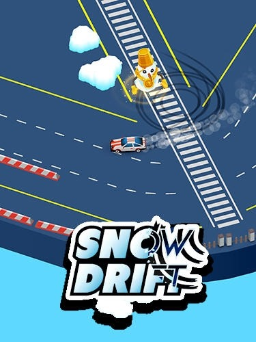 Snow Drift Android Game Image 1