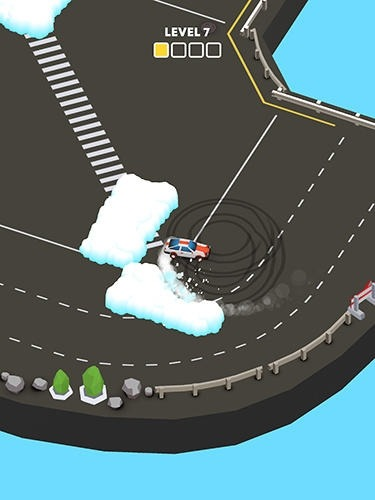 Snow Drift Android Game Image 2