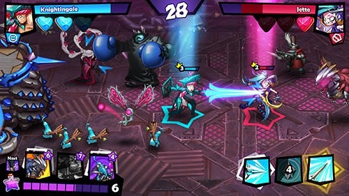 Arena Stars: Battle Heroes Android Game Image 2