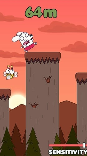 Scream Dog Go Android Game Image 3