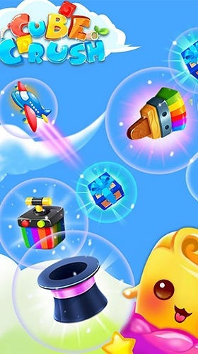 Cube Crush: Collapse And Blast Game Android Game Image 1