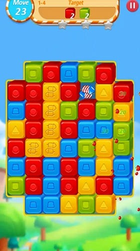 Cube Crush: Collapse And Blast Game Android Game Image 2
