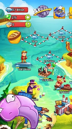 Idle Fish Empire: Clicker And Simulator Android Game Image 3