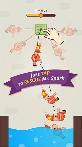 Mr. Spark Android Game Image 2