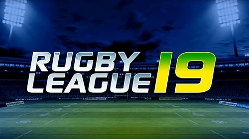 Rugby League 19 Android Game Image 1