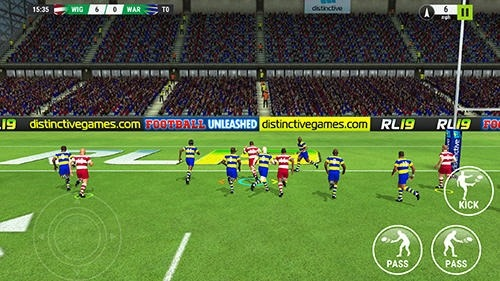 Rugby League 19 Android Game Image 3