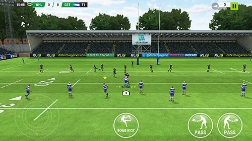 Rugby League 19 Android Game Image 4