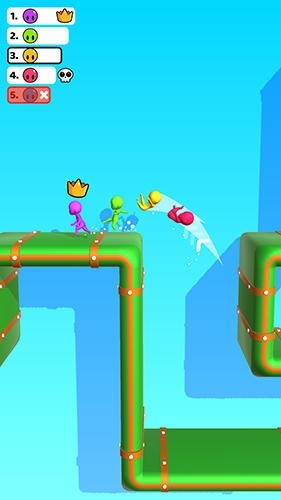 Run Race 3D Android Game Image 3