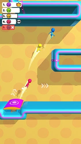 Run Race 3D Android Game Image 4