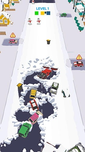Clean Road Android Game Image 2