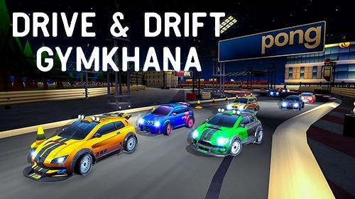 Download Free Android Game Drive And Drift: Gymkhana Car